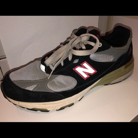 premium selection e8b67 c5372 Vintage New Balance 993 Heritage collection
